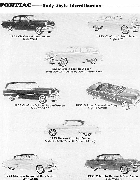 1953 Pontiac Automobiles Pictures to Pin on Pinterest  PinsDaddy