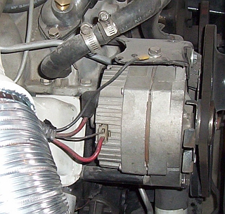All about the 3 Wire Alternator - Route 66 Hot Rod High